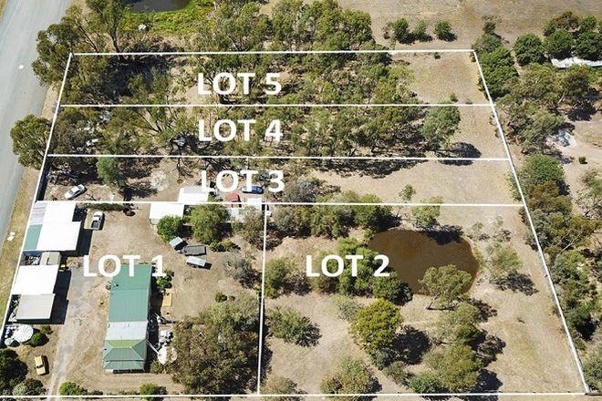 Picture of Lot 4 134 Winton-Glenrowan Road, WINTON VIC 3673