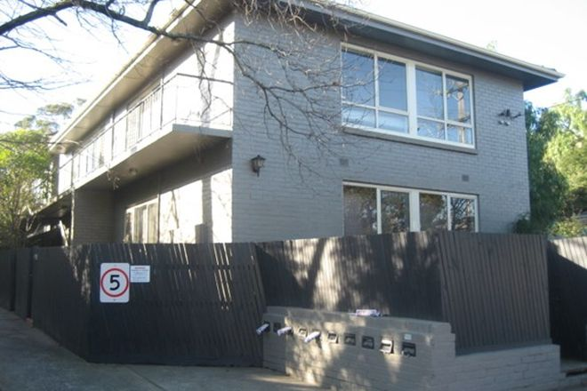 Picture of 6/795 Burwood Road, HAWTHORN EAST VIC 3123