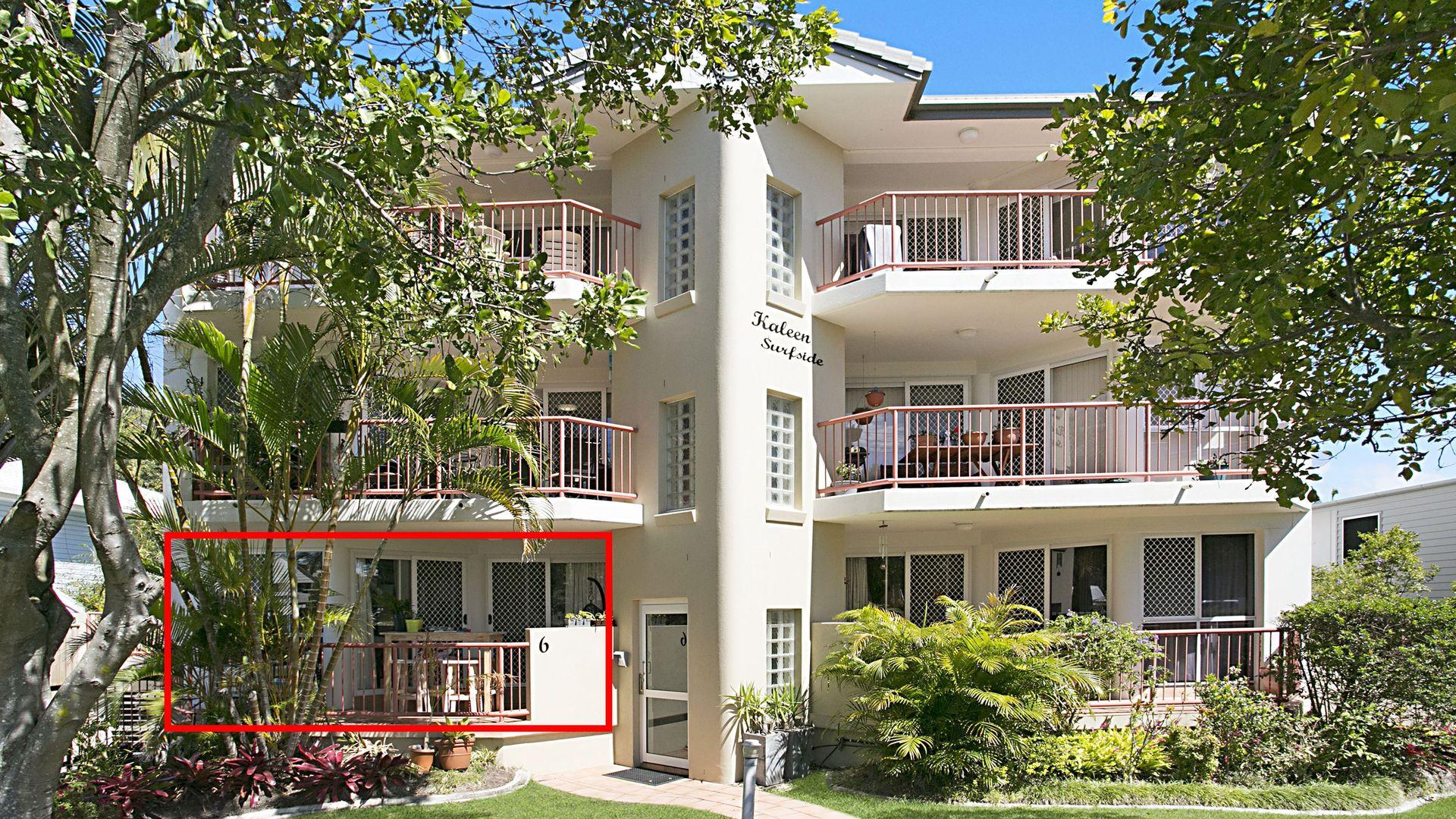 Unit 1/6 - 8 Petrel Avenue, Mermaid Beach QLD 4218, Image 1