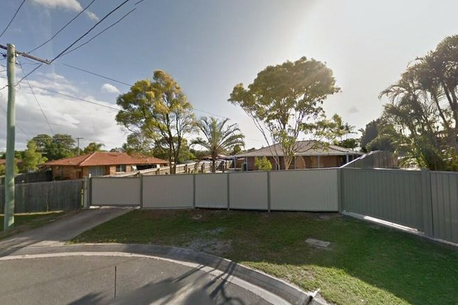 Picture of 4 Citron Court, CRESTMEAD QLD 4132