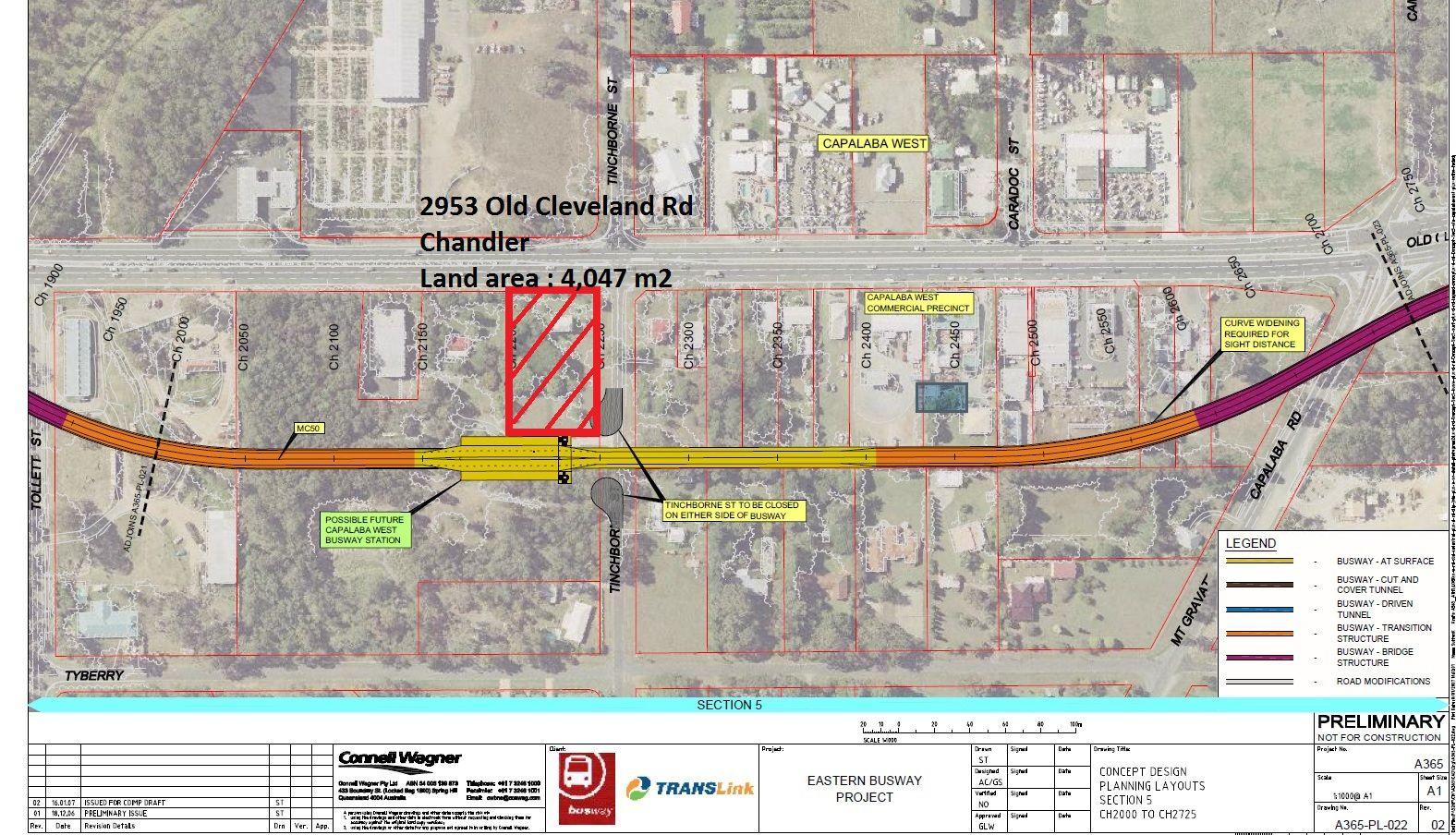 OLD CLEVELAND ROAD, Chandler QLD 4155, Image 2