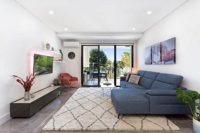 Picture of 202/22 Pinnacle Street, MIRANDA NSW 2228