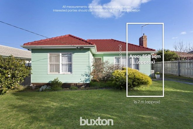 Picture of 11 Gordon Avenue, OAKLEIGH EAST VIC 3166