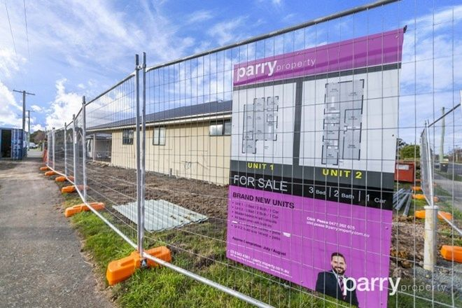 Picture of Unit 1 & 2, 22 Frederick Street, PERTH TAS 7300