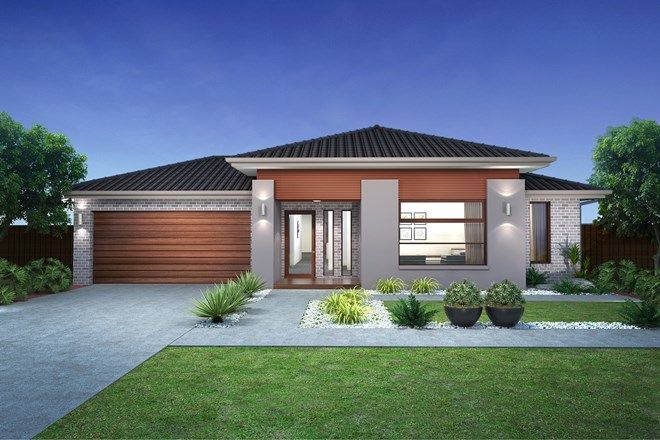 Picture of Lot 324 Mambourin Estate, WYNDHAM VALE VIC 3024