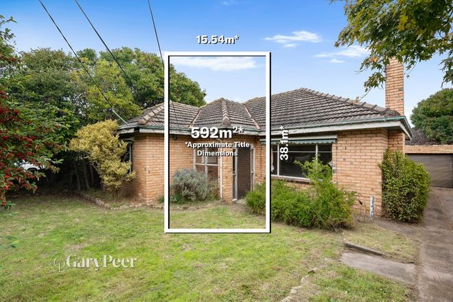 Picture of 5 Roma Street, BENTLEIGH VIC 3204