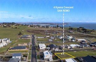 Picture of 4 Kyema Crescent, San Remo VIC 3925
