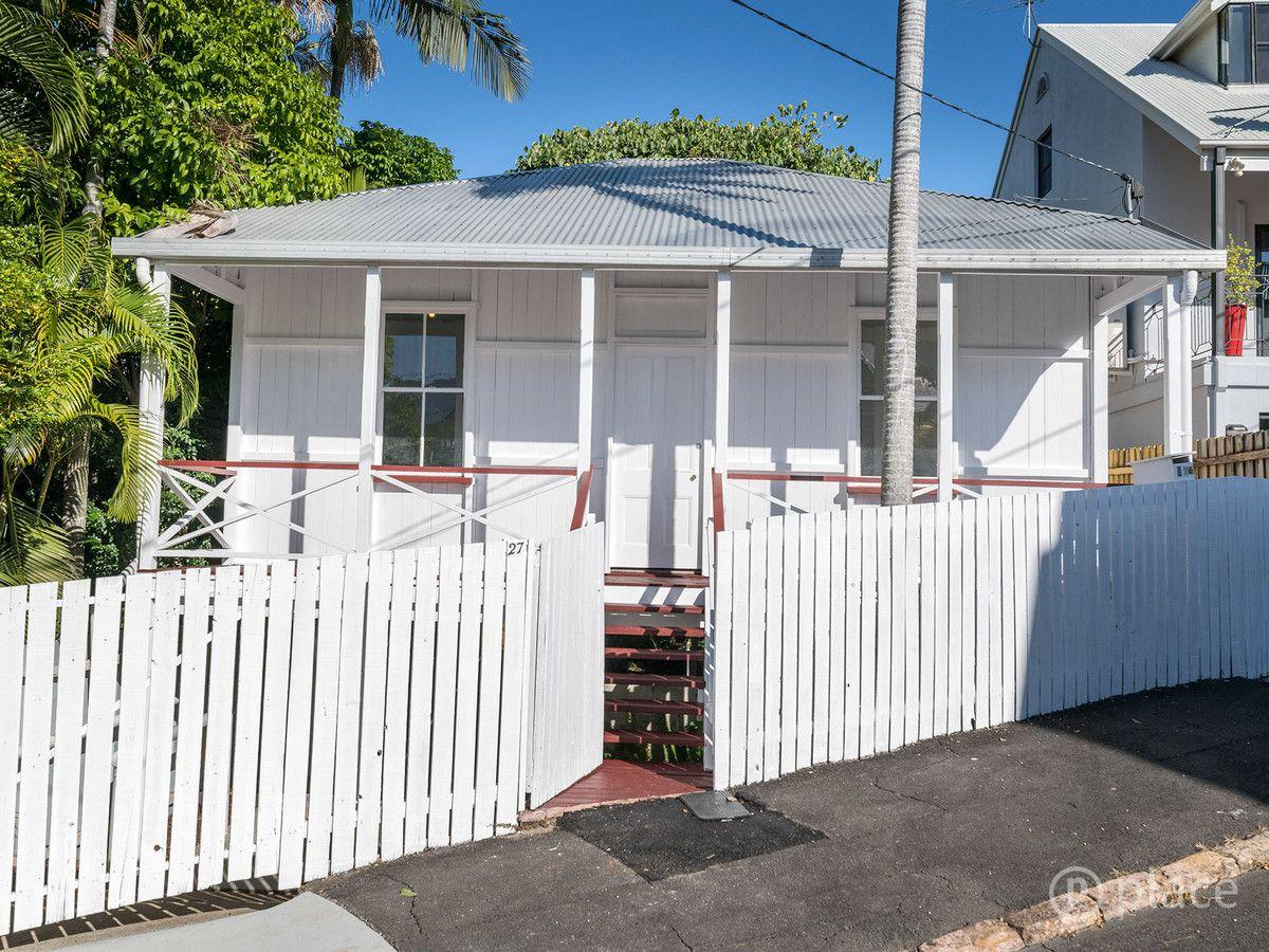 27 Mulgrave Street, Spring Hill QLD 4000, Image 0