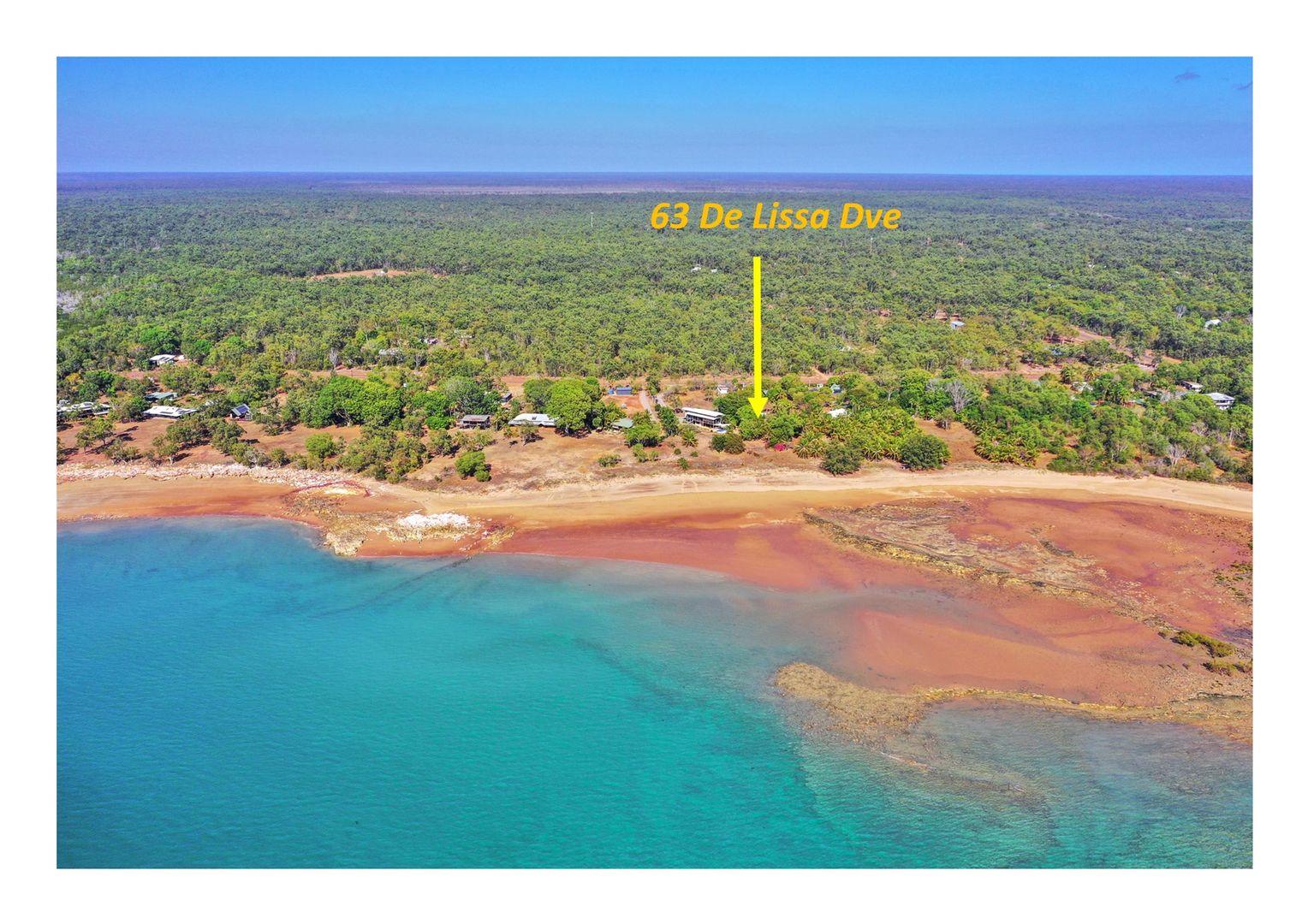 63 De Lissa Dve, Wagait Beach NT 0822, Image 0
