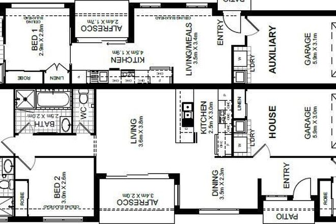 Picture of Violet Jacaranda Rise Estate, BORONIA HEIGHTS QLD 4124