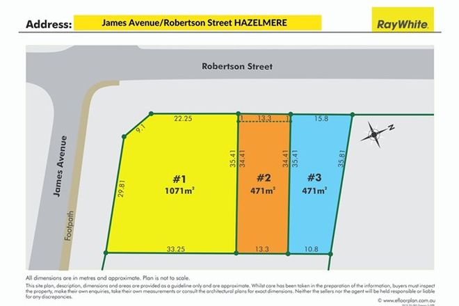 Picture of 11 James Avenue, HAZELMERE WA 6055