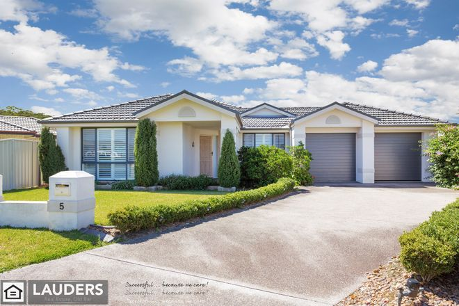 Picture of 5 Curlew Place, OLD BAR NSW 2430