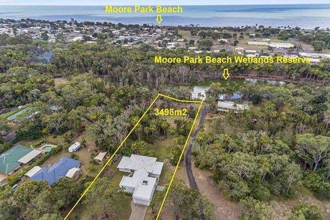 Picture of 17 Woodlands Lane, MOORE PARK BEACH QLD 4670