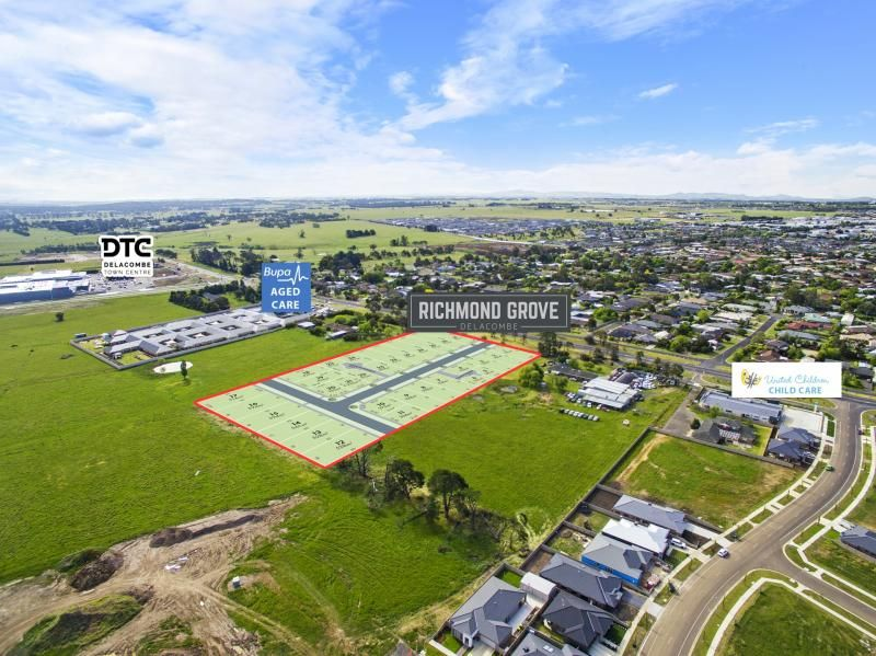 Lots 1 -31/301 Smythes Road, Delacombe VIC 3356, Image 0