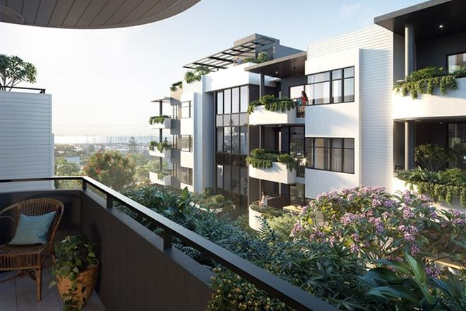 Picture of 223/191 Stratton Terrace, MANLY QLD 4179