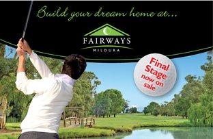 Picture of Lot 72-113 Fairways Drive (fairways Estate), Mildura VIC 3500