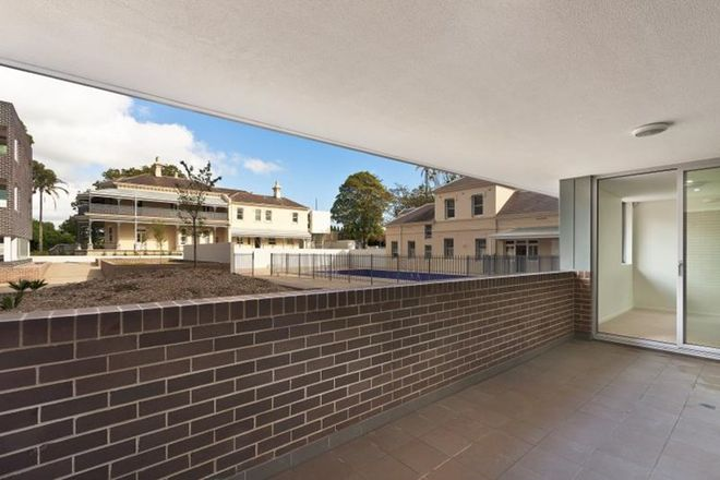 Picture of A05/28 Gower Street, SUMMER HILL NSW 2130