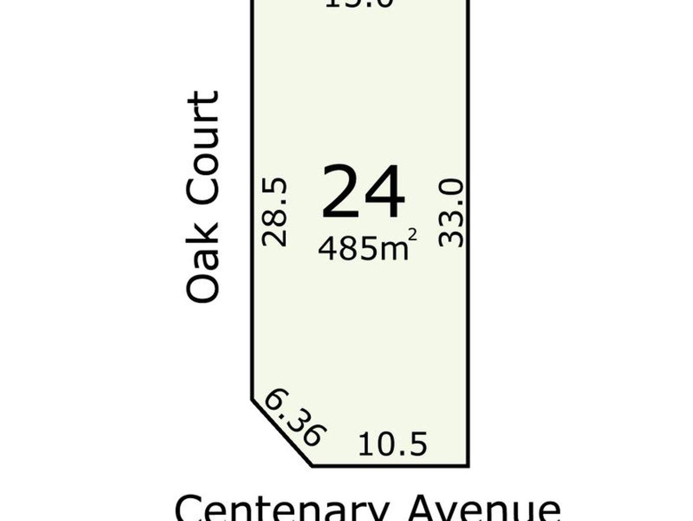 Lot 24 Centenary Avenue, Nuriootpa SA 5355, Image 0