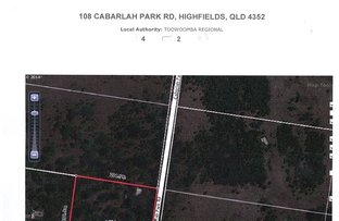 Picture of 108 Cabarlah Park Road, Highfields QLD 4352