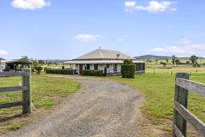 Picture of 86 Esk Crows Nest Rd, BIARRA QLD 4313
