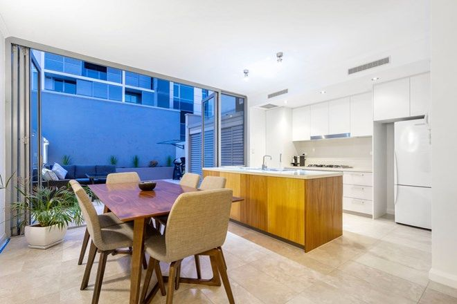 Picture of 14/3 Hay Street, EAST PERTH WA 6004