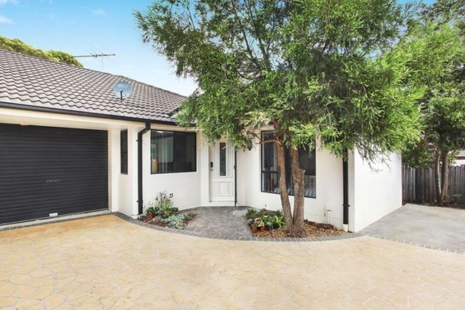 Picture of 3/222 North Road, EASTWOOD NSW 2122