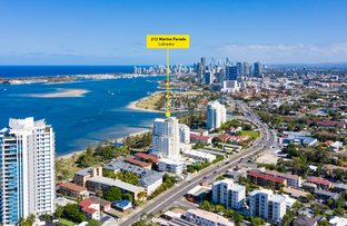 Picture of 403/212-214 Marine Parade, Labrador QLD 4215