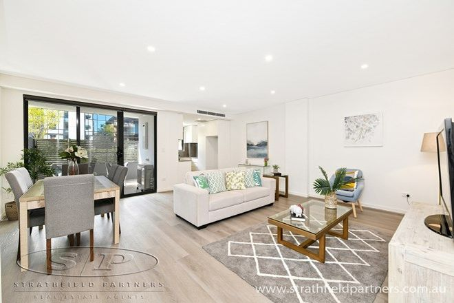 Picture of 2/60 Belmore Street, BURWOOD NSW 2134