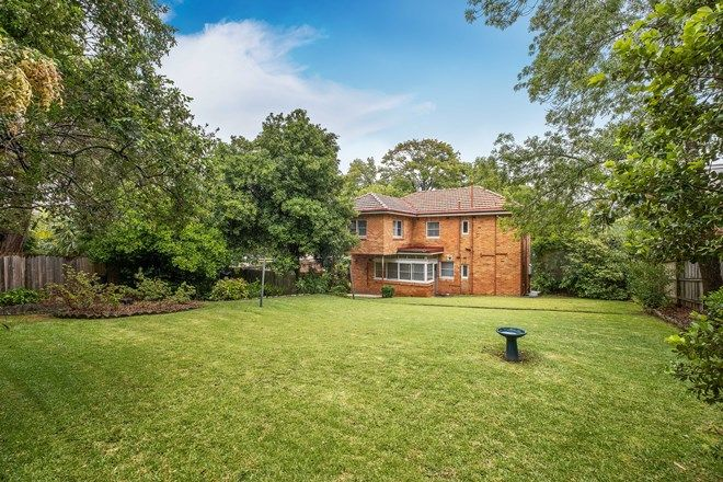 Picture of 129 Tryon Road, EAST LINDFIELD NSW 2070