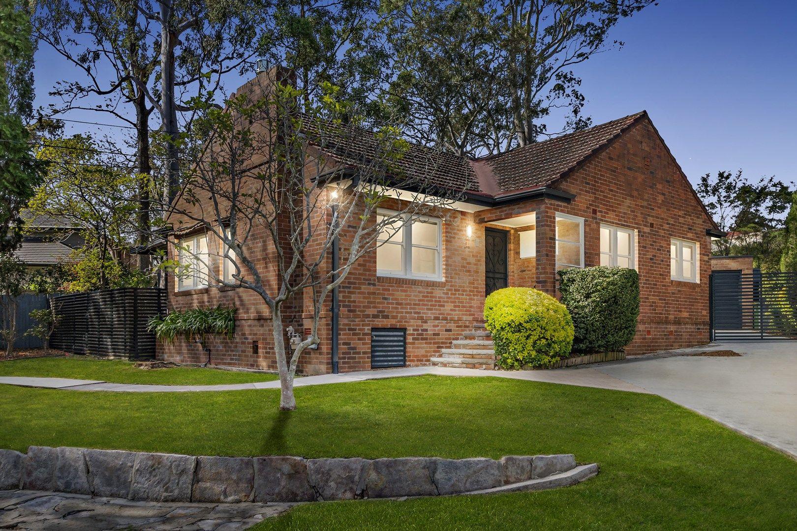 1 Dorman Crescent, Lindfield NSW 2070, Image 0