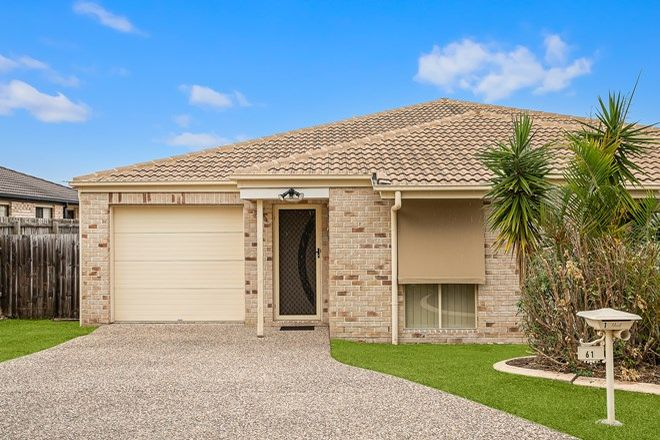 Picture of 1/61 Higgs Street, ROTHWELL QLD 4022