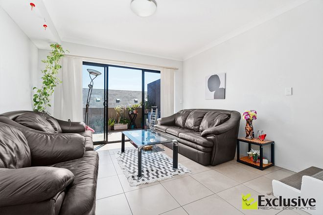 Picture of 48/9-21 Hillcrest Street, HOMEBUSH NSW 2140