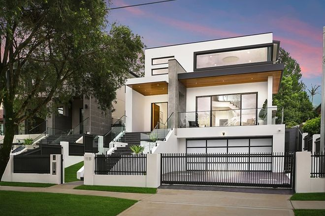 Picture of 11B Russell Street, DENISTONE EAST NSW 2112