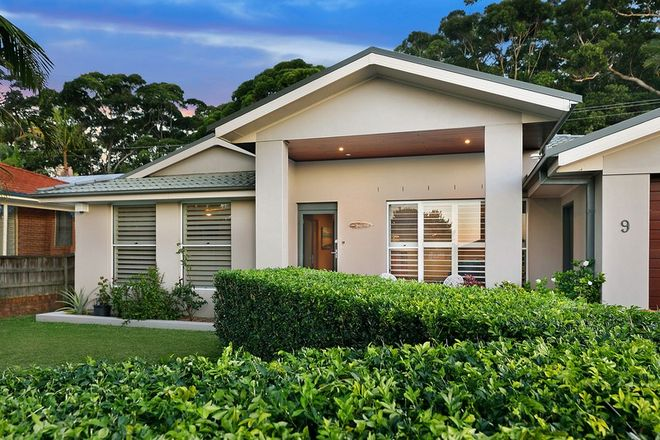Picture of 9 Oceanside Close, BATEAU BAY NSW 2261