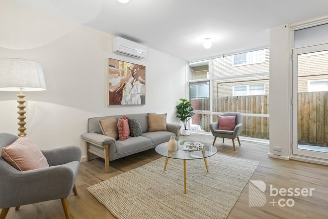 Picture of 1/215 Alma Road, ST KILDA EAST VIC 3183