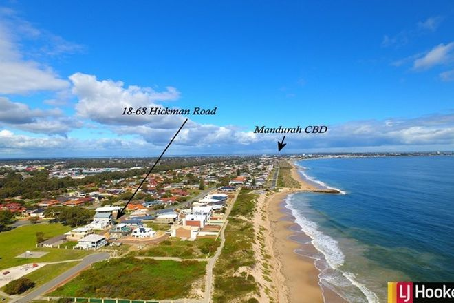 Picture of 18/68 Hickman Road, SILVER SANDS WA 6210