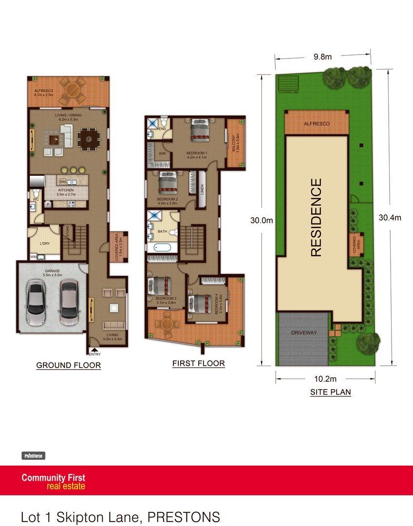 Lot 6/L1 Skipton Lane, Prestons NSW 2170, Image 1