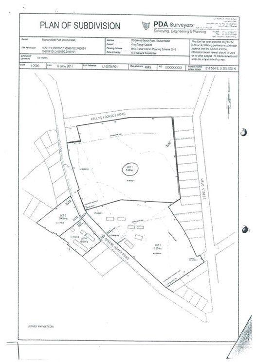 Lot 1 Greens Beach Road, Beaconsfield TAS 7270, Image 1