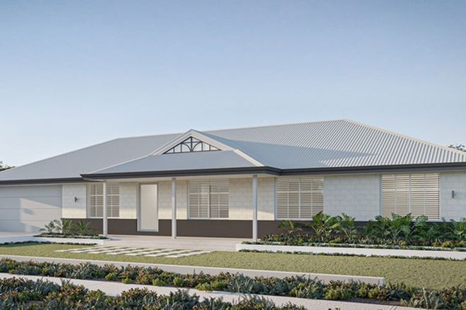 Picture of Lot 121 Sierra Crescent, BUSSELTON WA 6280