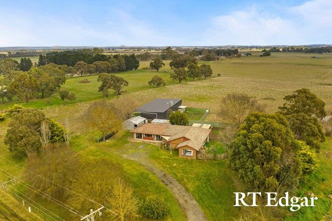 Picture of 1092 Kyneton-Metcalfe Road, KYNETON VIC 3444