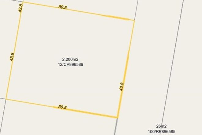 Picture of Lot 12 Freiburg Rd, BOONAH QLD 4310