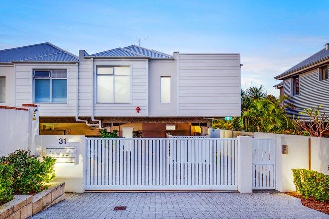 Picture of 4/31 Connaught Street, WEST LEEDERVILLE WA 6007