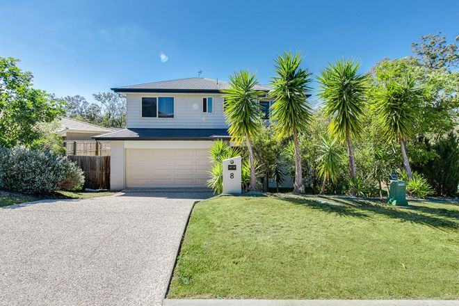 Picture of 1/8 Niccy Road, COOMERA QLD 4209