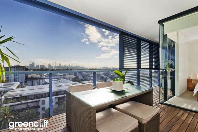 Unit 1204/5 Sterling Cct, CAMPERDOWN NSW 2050