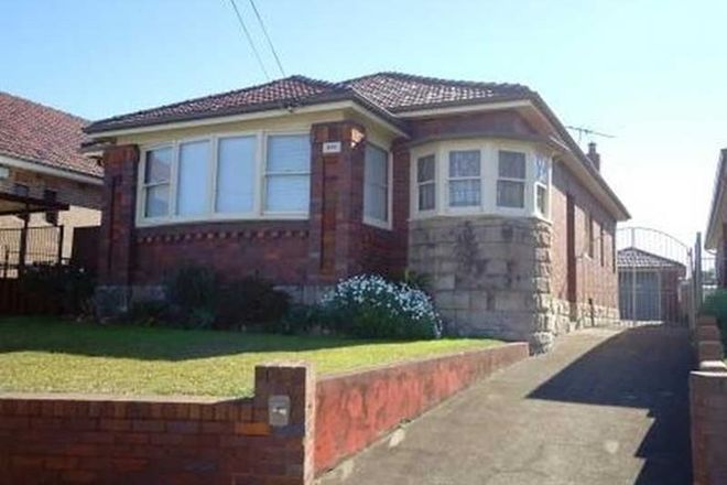 Picture of 459 Homer Street, EARLWOOD NSW 2206