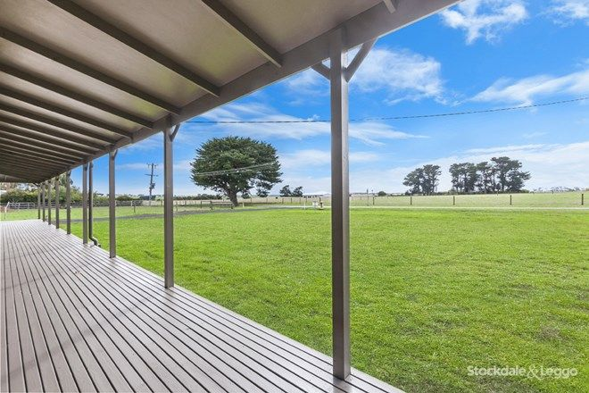Picture of 39 Quinns Road, BUSHFIELD VIC 3281
