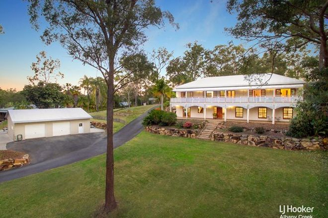 Picture of 11 Bracken Court, CASHMERE QLD 4500
