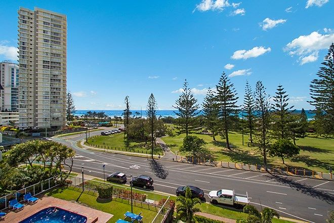 Picture of 4A 'Beach Haven' 1 Albert Avenue, BROADBEACH QLD 4218