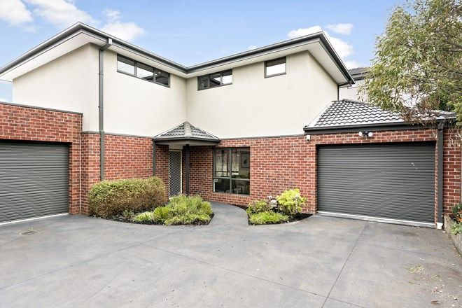Picture of 3/84 Ferntree Gully Road, OAKLEIGH EAST VIC 3166