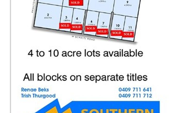 Picture of Lot 8 Hamilton Highway-W Schultz Road, HAMILTON VIC 3300